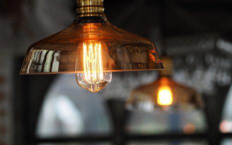 Wiszące lampy