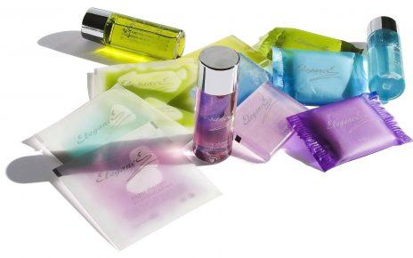 Kosmetyki naturalne z etykietami