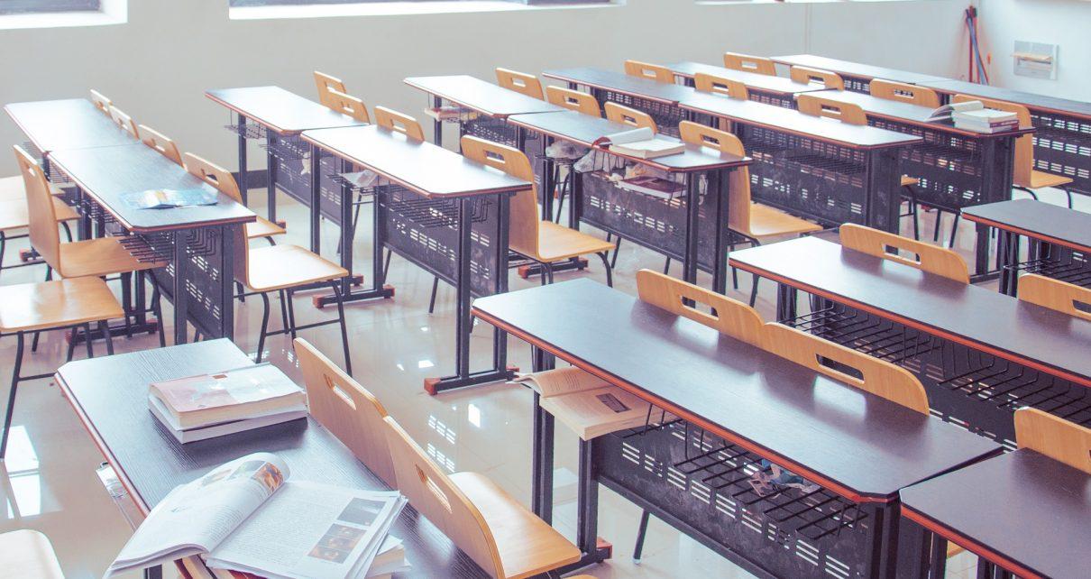 Sala lekcyjna na uczelni