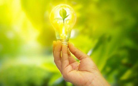 Ekologiczne źródło światła z hurtowni elektrycznej