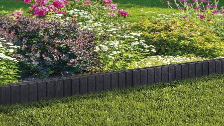 ogrodzenie palisadowe ogródka