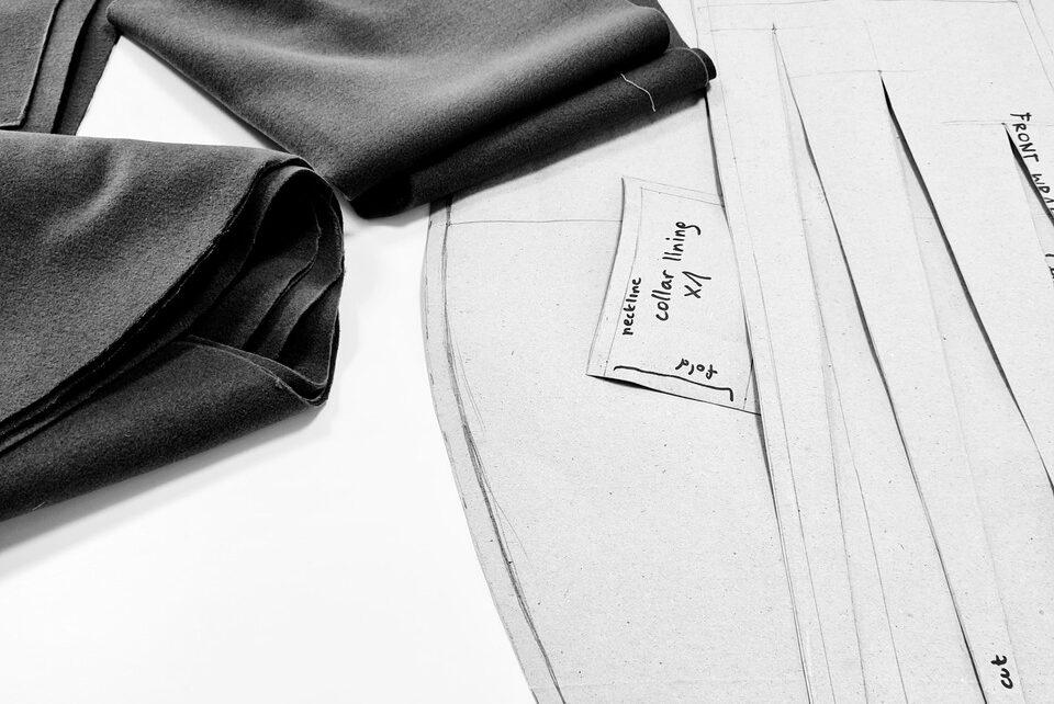 projektowanie ubrań