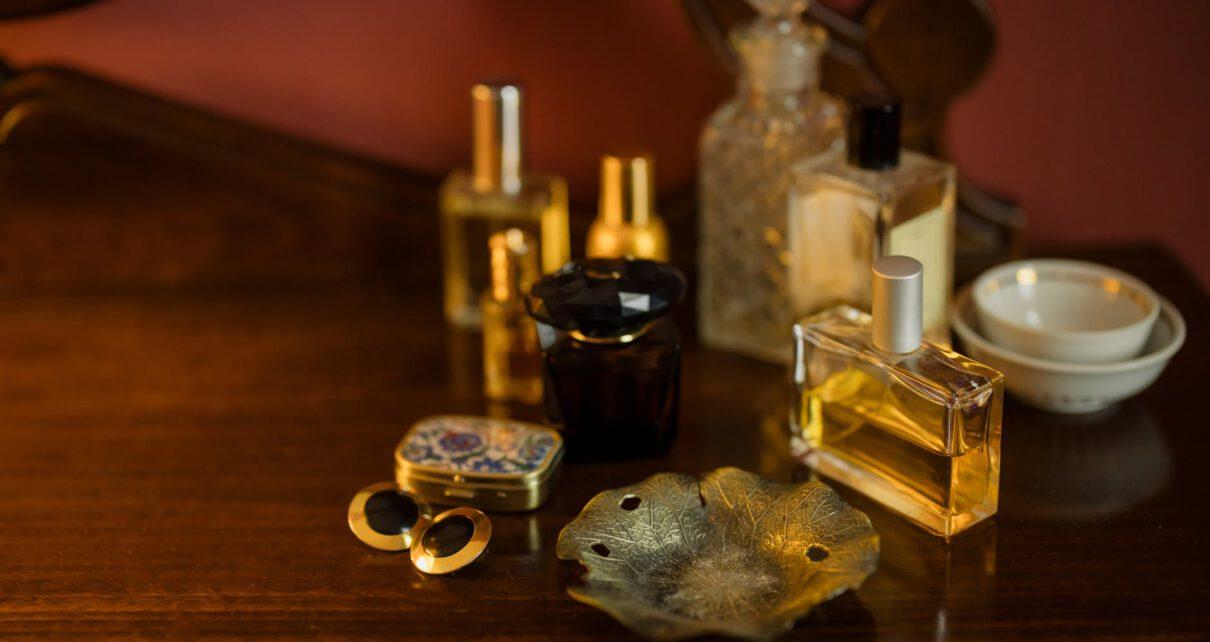 Perfumy.
