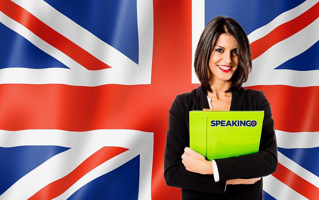 Kobieta uczy języka angielskiego
