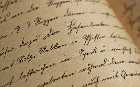 stare pismo