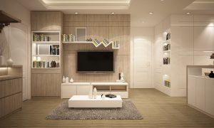 Salon w domu