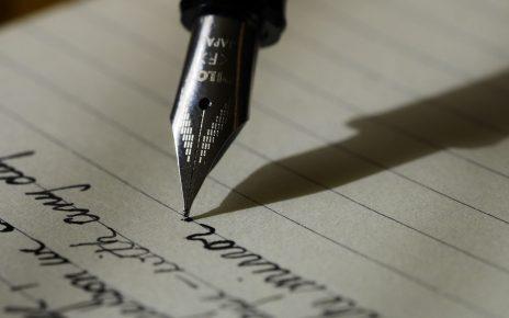 Pamiętnik pisany piórem