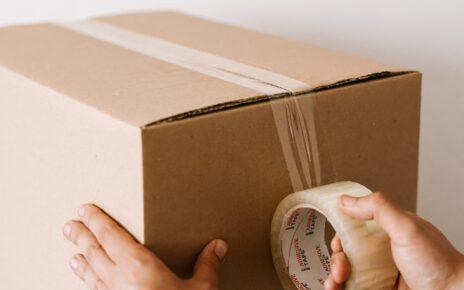Przygotowywanie paczki do paczkomatu