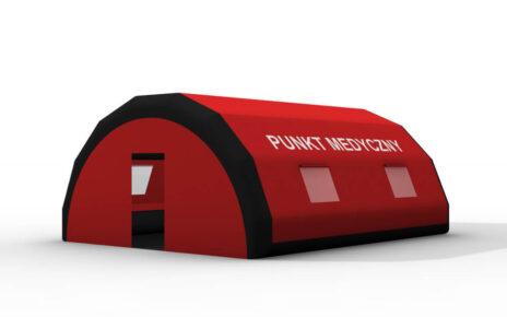 namiot medyczny