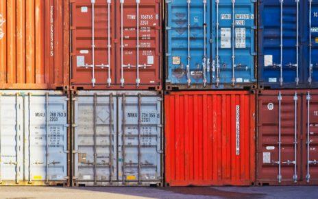 kolorowe kontenery