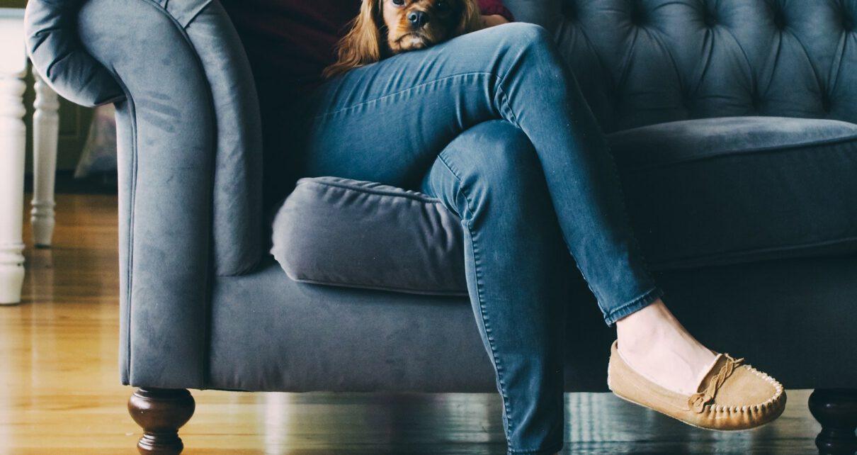 sofa dmuchana