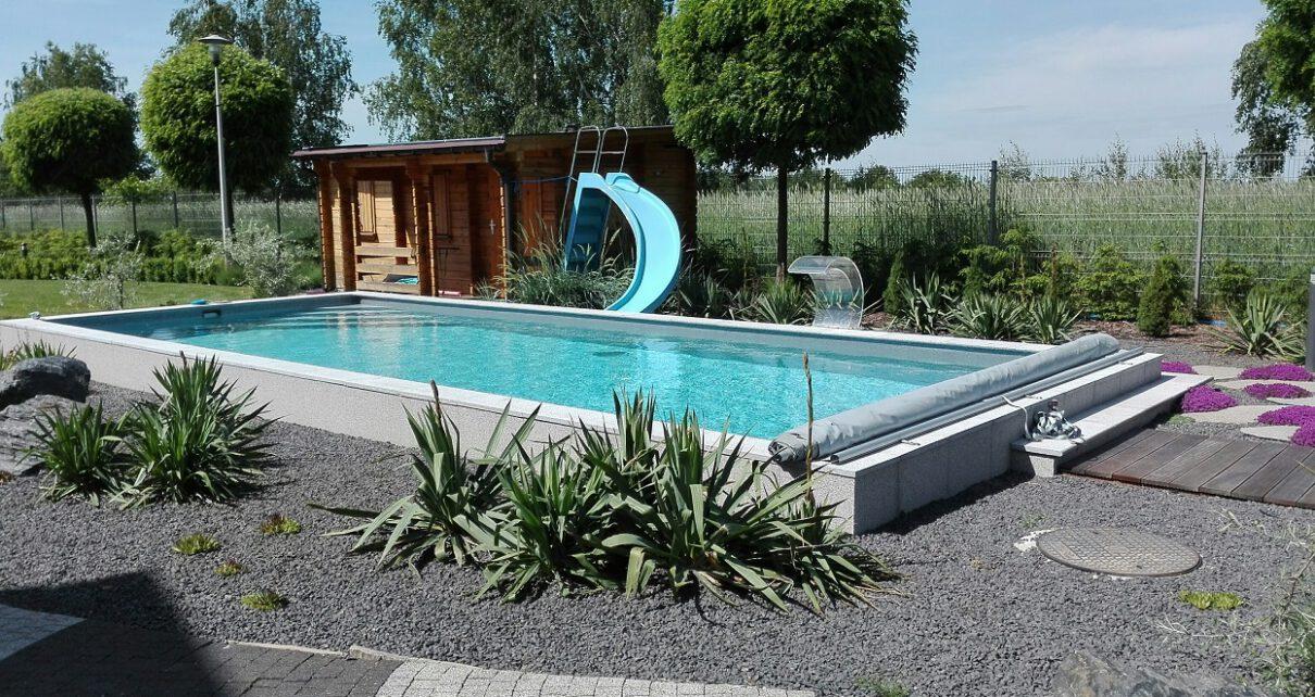 Budowa basenu ogrodowego wymaga uregulowań prawnych