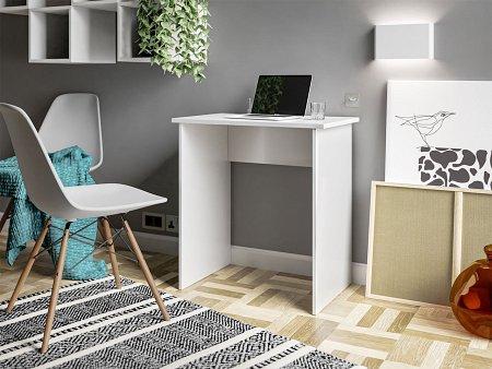 Małe nowoczsne biurko dla studenta